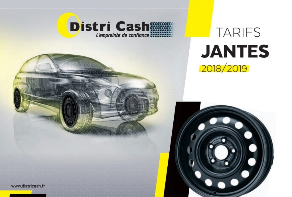 catalogue jantes 2019